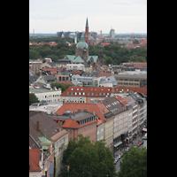 München, St. Lukas, St. Lukas vom Alt-St.-Peter-Turm aus