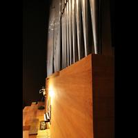 München, Herz-Jesu-Kirche, Seitenansicht der Orgel