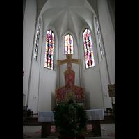 Salzburg, St. Andrä, Chor