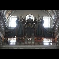 Salzburg, Dom (Hauptorgel), Große Metzler-Orgel