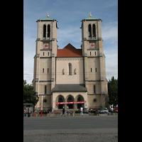 Salzburg, St. Andrä, Fassade
