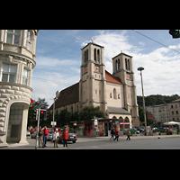 Salzburg, St. Andrä, Gesamtansicht