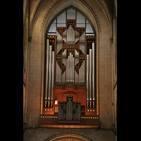 Linz, Maria-Empfängnis-Dom (Hauptorgel), Große Orgel (Rudigierorgel)
