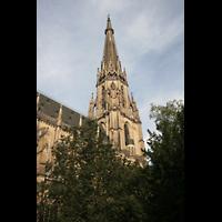 Linz, Maria-Empfängnis-Dom (Hauptorgel), Turm