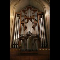 Linz, Maria-Empfängnis-Dom (Hauptorgel), Große Orgel - Prospekt