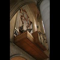 Linz, Maria-Empfängnis-Dom (Hauptorgel), Große Orgel mit Rückpositiv