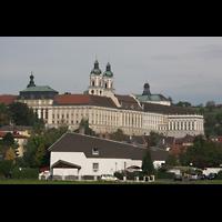 St. Florian (bei Linz), Stiftskirche, Klosteranlage Gesamtansicht