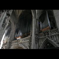 Wien (Vienna), Stephansdom (Orgelanlage), Alte Hauptorgel