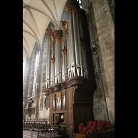 Wien (Vienna), Stephansdom (Orgelanlage), Neue Querhausorgel