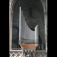 Wien (Vienna), Stephansdom (Orgelanlage), Seitenpositiv links