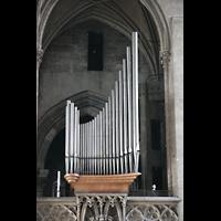 Wien (Vienna), Stephansdom (Orgelanlage), Seitenpositiv rechts