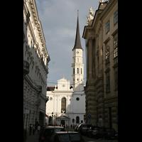 Wien, Michaelerkirche (ehem. Hofpfarrkirche St. Michael), Kirche