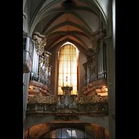 Wien, Michaelerkirche (ehem. Hofpfarrkirche St. Michael), Orgel