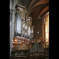 Wien, Michaelerkirche (ehem. Hofpfarrkirche St. Michael), Linker Orgelturm
