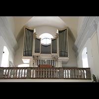 Passau, Mariahilf Wallfahrtskirche, Orgel