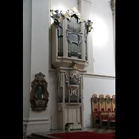 Passau, Dom St. Stephan, Chororgel