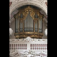 Passau, Dom St. Stephan, Prospekt der Epistelorgel