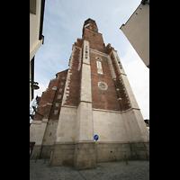 Straubing, Basilika St. Jakob, Turm