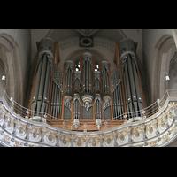 Ingolstadt, Liebfrauenmünster (Truhenorgel), Klais-Orgel