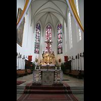 Ingolstadt, St. Moritz, Chorraum