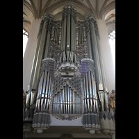 Eichstätt, Dom, Orgel