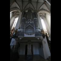 Eichstätt, Dom, Orgelprospekt