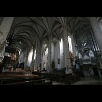 Eichstätt, Dom, Orgel und Ostchor