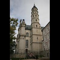 Neresheim, Abteikirche, Turm