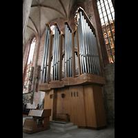 Nürnberg, St. Sebald, Orgel