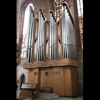 Nürnberg, St. Sebald, Orgelprospekt