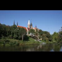 Merseburg, Dom St. Johannes und St. Laurentius, Dom und Schloss