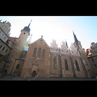 Merseburg, Dom St. Johannes und St. Laurentius, Seitenschiff