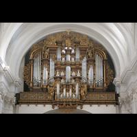 Fulda, Dom St. Salvator (Hochchororgel), Große Orgel