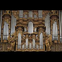 Fulda, Dom St. Salvator (Hochchororgel), Orgelprospekt