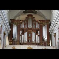 Fulda, Stadtpfarrkirche St. Blasius, Orgel