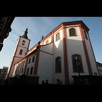 Fulda, Stadtpfarrkirche St. Blasius, Chor und Turm