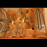 Hamburg, St. Jacobi (Hauptorgel), Schnitger-Orgel