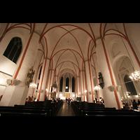 Hamburg, St. Jacobi (Hauptorgel), Innenraum
