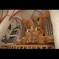 Hamburg, St. Jacobi (Hauptorgel), Schnitger- und Kemper-Orgel