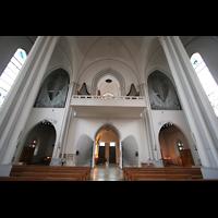 Berlin (Schöneberg), St. Matthias, Gesamtsicht auf die Orgel