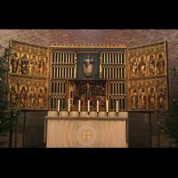Ratzeburg, Dom (Hauptorgel), Altar