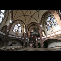 Berlin (Tiergarten), Heilig-Geist-Kirche Moabit, Innenraum