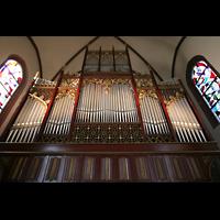 Berlin (Tiergarten), Heilig-Geist-Kirche Moabit, Orgelprospekt