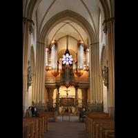 Paderborn, Dom St. Maria, St. Liborius und St. Kilian, Turmorgel