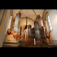 Paderborn, Dom St. Maria, St. Liborius und St. Kilian, Prospekt der Turmorgel