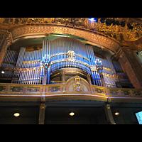 Budapest, Zeneakadémia (Franz-Liszt-Akademie), Orgel