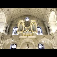 München, Jesuitenkirche St. Michael (ehem. Hofkirche), Orgelprospekt