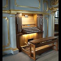 München, Jesuitenkirche St. Michael (ehem. Hofkirche), Spieltisch