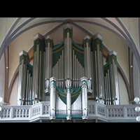 Kulmbach, St. Petri, Orgel