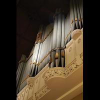 Germantown (PA), First Presbyterian Church, Gallery Organ, Detail